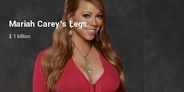 mariah careys legs
