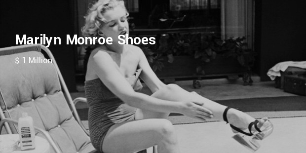 marilyn monroe shoes