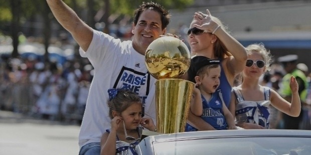 mark cuban family