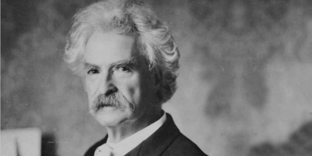 mark twain author