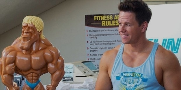 mark wahlberg in pain and gain