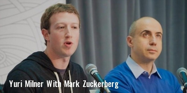 mark zuckerberg yuri milner