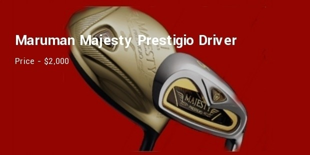 maruman majesty prestigio driver