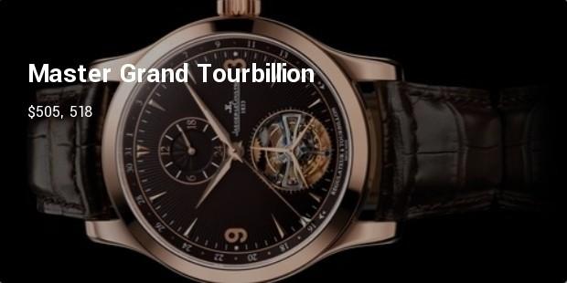 master grand tourbillion