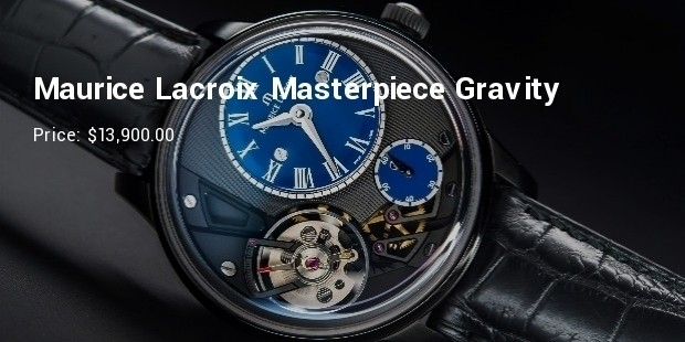 maurice lacroix masterpiece gravity