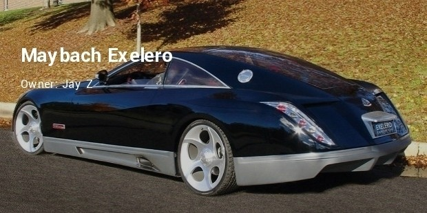 Most Luxurious Cars Owned By Celebrities Expensive Cars