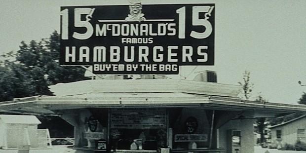 mcdonalds fisrt store