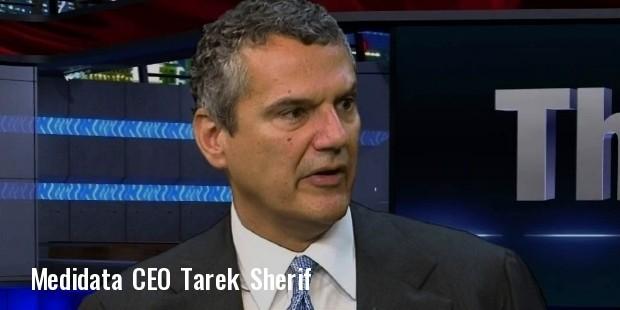 medidata ceo tarek sherif
