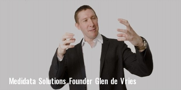 medidata solutions founder glen de vries