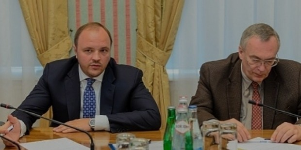 meeting at phosagro cherepovets plant management offices