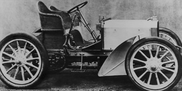 mercedes benz first car