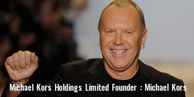 michael kors founder