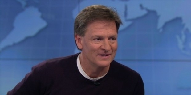 michael lewis writing career