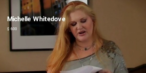 michelle whitedove