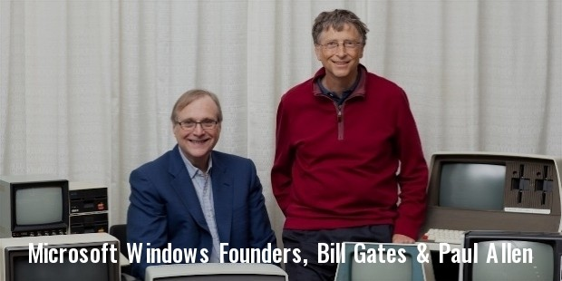 microsof founders