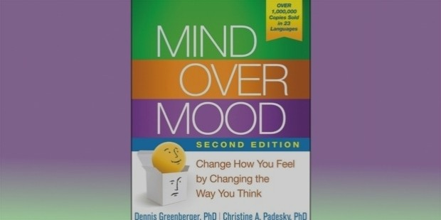 mind over mood book