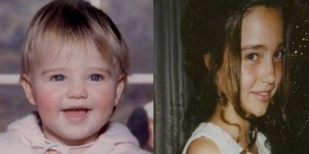 miranda kerr childhood