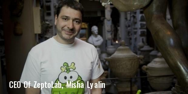 misha lyanin