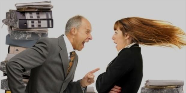 misogynist boss