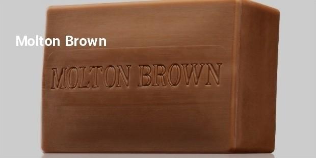 molton brown aloe vera shaving soap