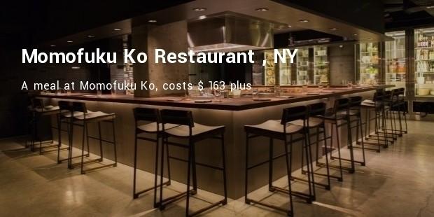 momofuku ko restaurant