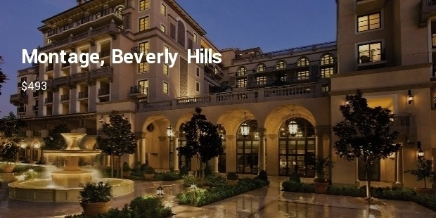 montage, beverly hills