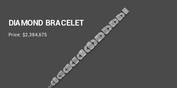 most expensive bracelets