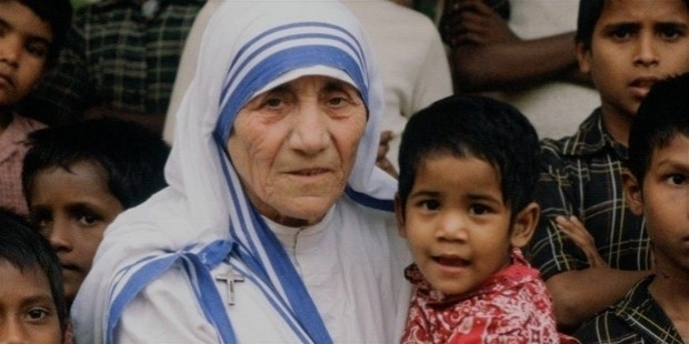 mother teresa nun