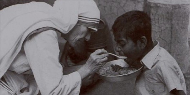 mother teresa poor help