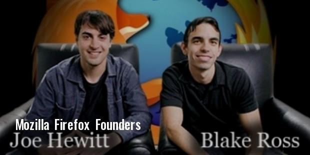mozilla founders