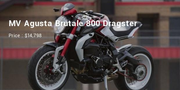 mv agusta brutale 800 dragster