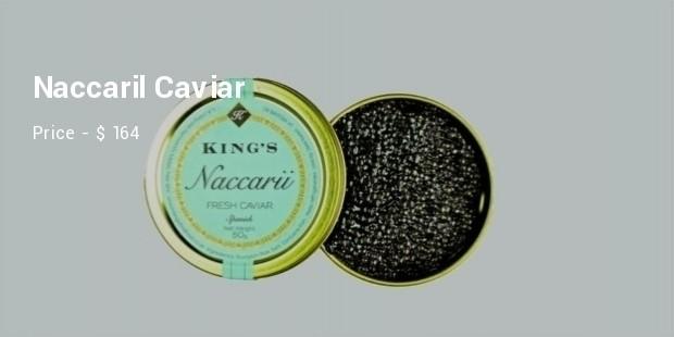 naccaril caviar