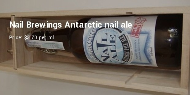nail brewings antarctic nail ale