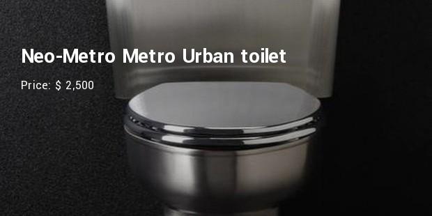 neo metro metro urban toilet