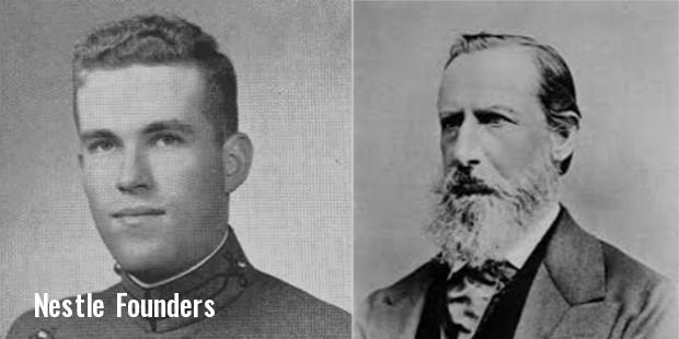 nestle founders