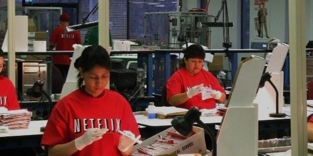 netflix employees