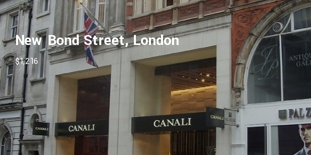 new bond street london