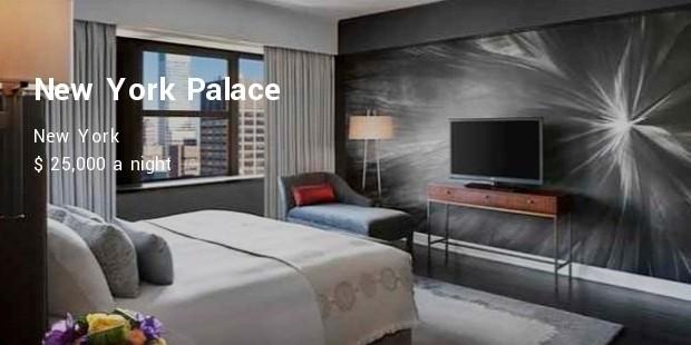 new york palace, new york