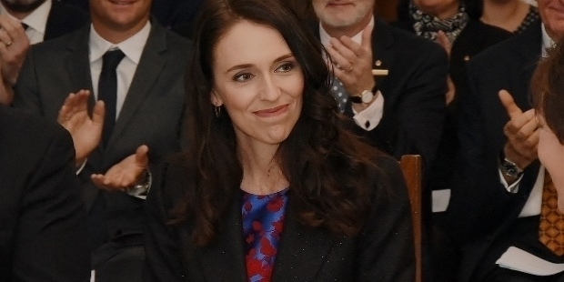 new zealands 40th prime minister jacinda kate laurell arden