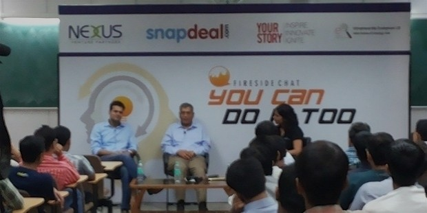 nexus snapdeal partnerships