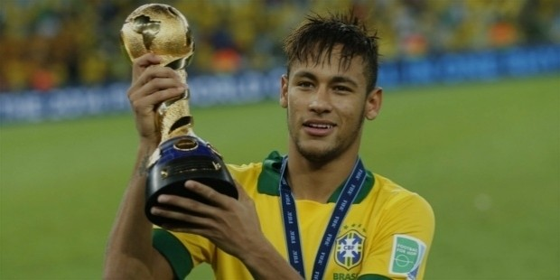 neymar golden ball