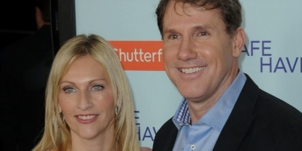 nicholas sparks and his wife cathy separate