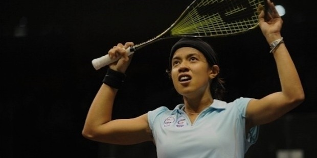 nicol david struggle