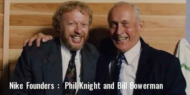 nike founders
