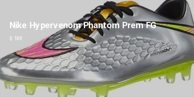 nike hypervenom phantom prem fg mens soccer shoes