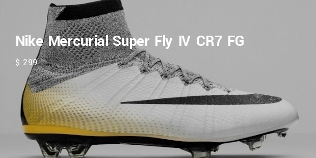 nike mercurial super fly iv cr7 fg