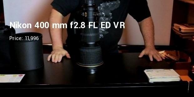 nikon 400 mm f2