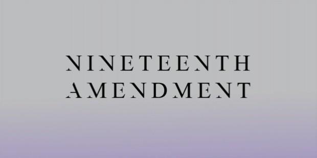 nineteenth amendment startup story