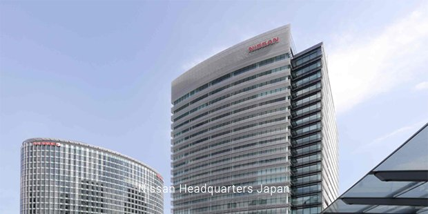 nissan headquarters japan