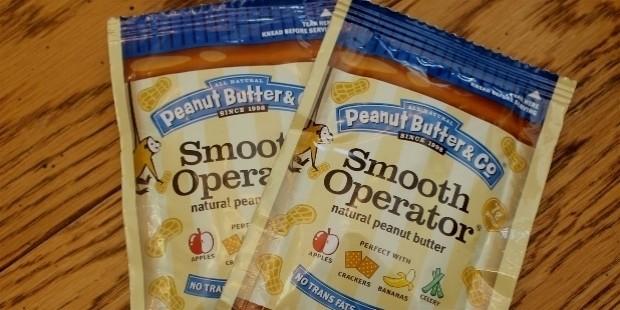 nut butter packets